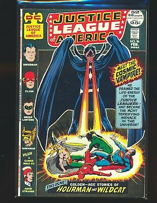 Justice League of America # 96 - Neal Adams cover VF Cond.