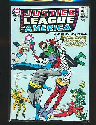 Justice League of America # 35 VG+ Cond.