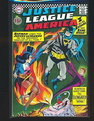 Justice League of America # 51 VG/Fine Cond. price sticker on cover