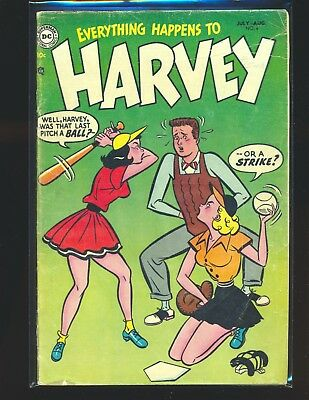 Everything Happens to Harvey # 6 Good+ Cond.