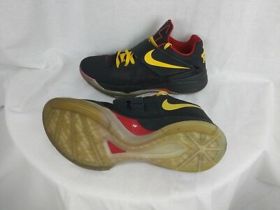 Nike iD US 14 Kevin Durant Black Yellow Red 532272-991