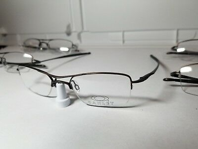 8ccbf7427e NEW OAKLEY HOLLOWPOINT RX Prescription Frame Cement OX5075-0253 grey ...