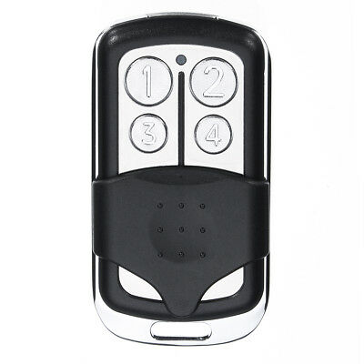 4 Buttons 390MHz Garage Door Gate Remote Control Key for Liftmaster Chamberlain