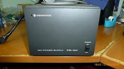Kenwood PS/30 Linear supply.