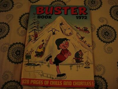 Buster Annual  1972