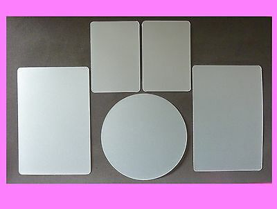 Flexi Smoothers for Perfect Sharp Edges, Ganaching, Sugarcraft Cake Smoothers x5