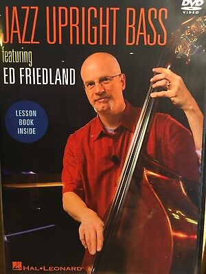 Jazz Upright Bass featuring Ed Friedland | DVD | Zustand sehr gut
