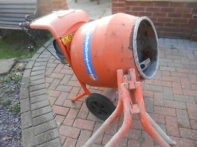 Belle 150 Cement Mixer With Stand  240 Volts