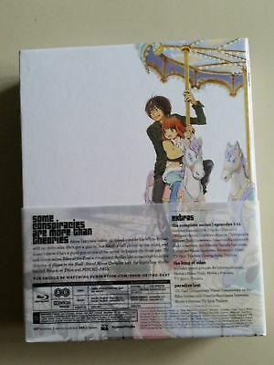 Eden Of The East The Complete Series + Movies Premium Edition Blu-Ray Anime