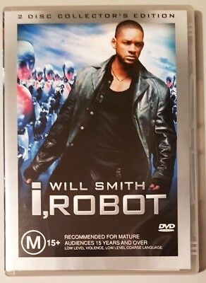 I, Robot - 2 Disc Collector's Edition (Will Smith) DVD (Region 4)