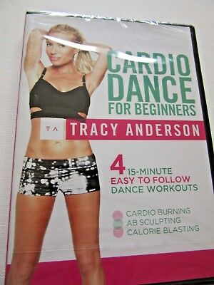 cardio dance for beginners tracy anderson 4 15min easy to follow dance workouts