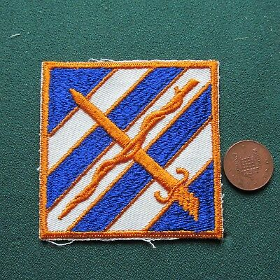 Us Army Patch (3 Med Bn)