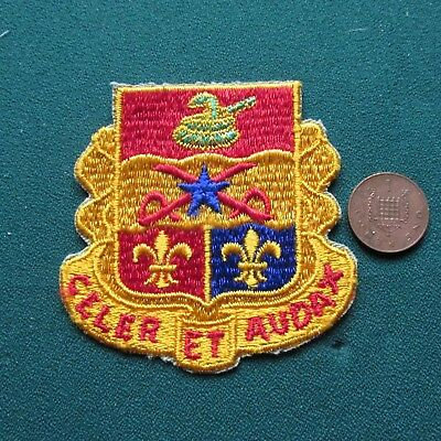 Us Army Patch (6 Arty Bn)