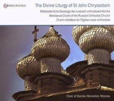 Mediaeval Chant Of The Russian Orthodox Various New Cd