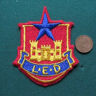 Us Army Patch  (Engr Led)