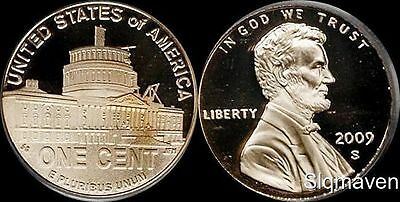 2009 S Lincoln Cent Presidency Deep Cameo Gem Proof No Reserve