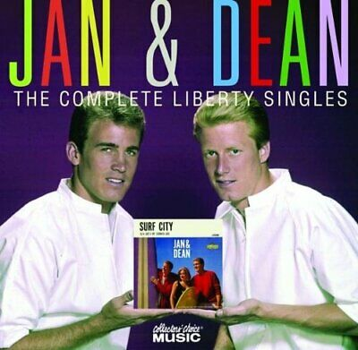 Jan & Dean - The Complete Liberty Singles - Jan & Dean CD IKVG The Cheap Fast