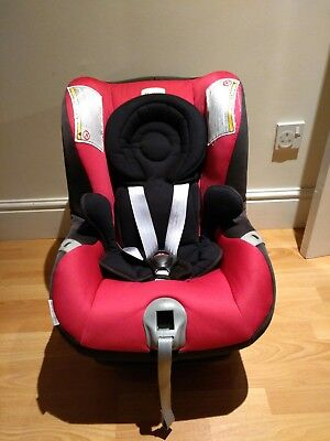 Britax first class plus car seat 0-18Kg Rear / Forward Facing