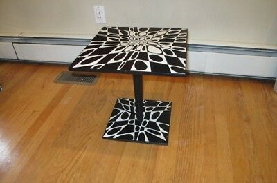 vintage 1968 JOYCE MILLER william products Mid-Century Modern Side TABLE