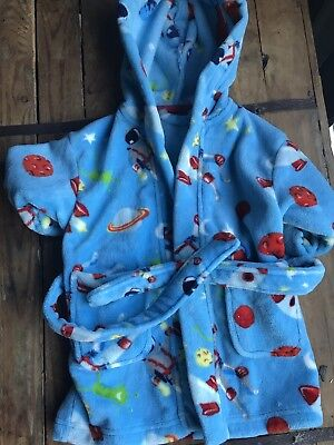 Next Dressing  Gown  9-12 Months
