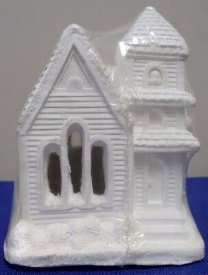 California Creations Country Church 10303 Ready To Paint New Creative Crafts