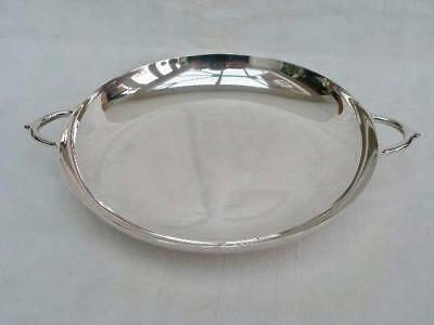 Elegant Hallmarked Cypriot Solid .830 Silver Bowl By G.Stephanides Son & Co Ltd.