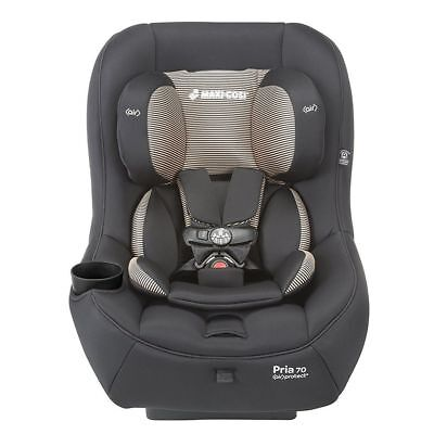 Maxi-Cosi Pria 70 Convertible Baby Infant Toddler 2-in-1 Car Seat - Black Toffee