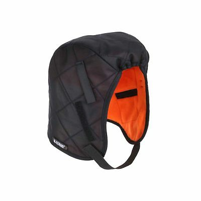 Ergodyne N-Ferno 6863 Thermal Insulated Hard Hat/Helmet Winter Liner, Black