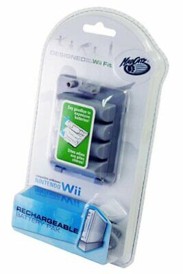 Mad Catz Wii Fit Rechargeable Battery Pack (Wii) - Game  KAVG The Cheap Fast