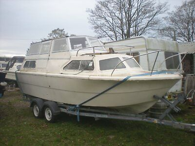 20ft boat easy project Norman can deliver