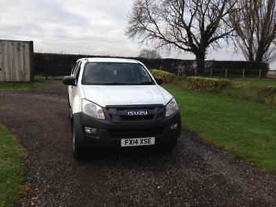 Isuzu D-Max, 2.5ltr, double cab, twin turbo, 46k miles, fully serviced, MOT