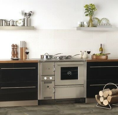 - Wamsler 900 Central Heating Cooking Range - Aga Rayburn - 18kW -