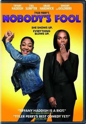 Nobody's Fool (DVD,2018) Preorder Releases Ships 2/12/19 NEW FREE SHIPPING