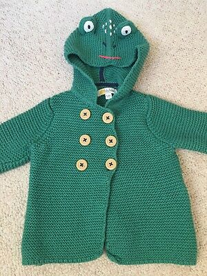 Baby Boden 6-12 Month Knitted Jacket