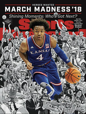 Sports Illustrated MAGAZINE 1 YEAR SUBSCRIPTION 39 ISSUES