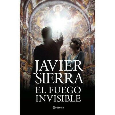 EL FUEGO INVISIBLE - JAVIER SIERRA (LIBRO DIGITAL) EBOOK/PDF ENVÍO EN 24h