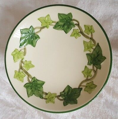 Franciscan Ivy ~ Round Compote with Pedestal ~ Excellent Condition