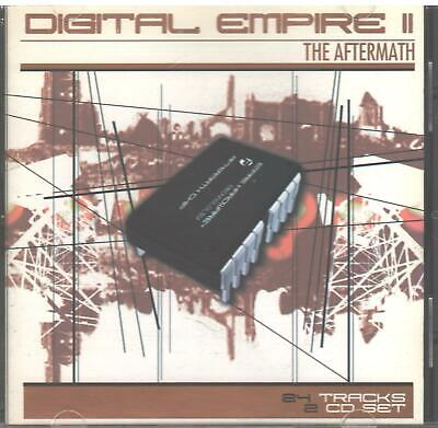 Digital Empire, Vol. 2: The Aftermath CD 1998, 2 Discs Crystal Method Run-DMC