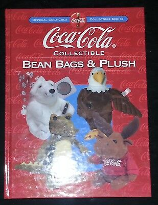Coca-Cola Collectibles Bean Bags & Plush Official Coke Book Series 2000 (HC)