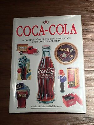 Coca-Cola 1995 Collectors Guide Book To New & Vintage Memorabilia 200 Color Pics