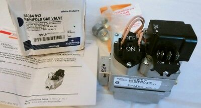 White-Rodgers Manifold Gas Valve 36C84 912 NG/LP 3/4x3/4 $335 New