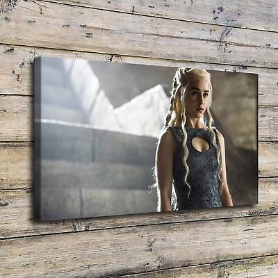"""12""""x20"""" Game of Thrones HD Canvas prints Painting Home decor Wall art Pictures"""