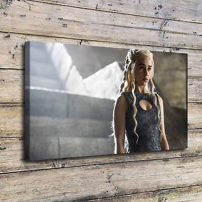 Game of Thrones HD Canvas prints Painting Home Decor Picture Room Wall art 00503