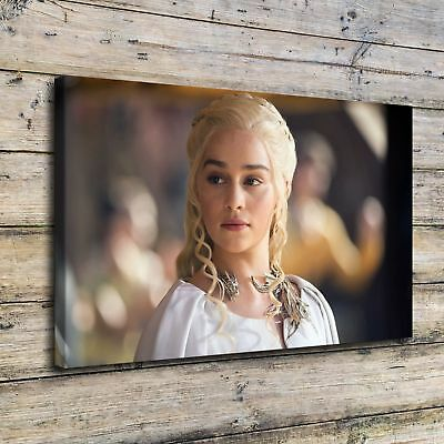 Game of Thrones HD Canvas prints Painting Home Decor Picture Room Wall art 00464