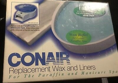 Conair Replacement Wax and Liners PWR5