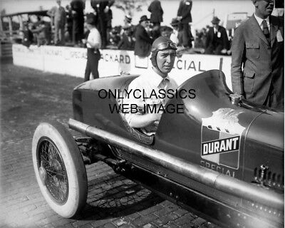1922 Driver Jimmy Murphy Durant Special Indy 500 Speedway Auto Racing 8X10 Photo