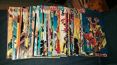 legion of super heroes 44 issue 1984 series dc comics lot superboy and the set