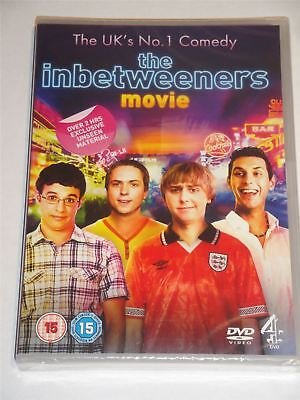 The Inbetweeners - The Movie - Brand New and Sealed DVD