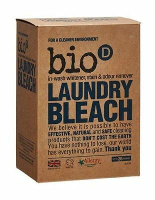 Bio-D Laundry Booster 400g x 10 Pack