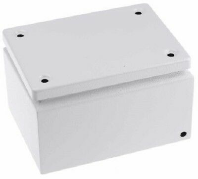 Steel IP66 KL1529510 Junction Box, 200 x 150 x 120mm, Grey-New